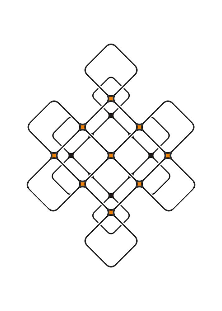 Modern Eternal Knot A Modern Interpretation On An Ancient Symbol