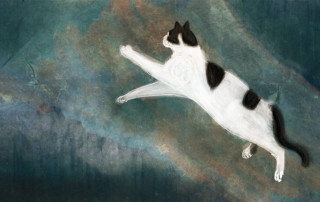 The Dancing Cat: Up Shadow Mountain