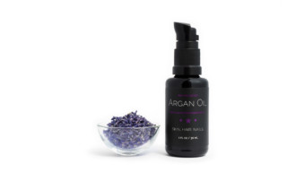 Organic Argan Oil with Lavender